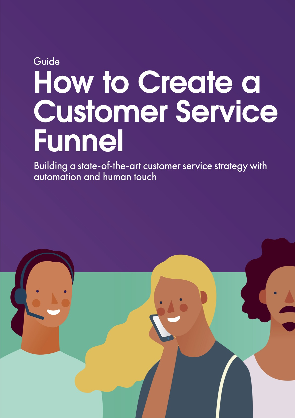 The Customer Service Funnel 2021_Cover