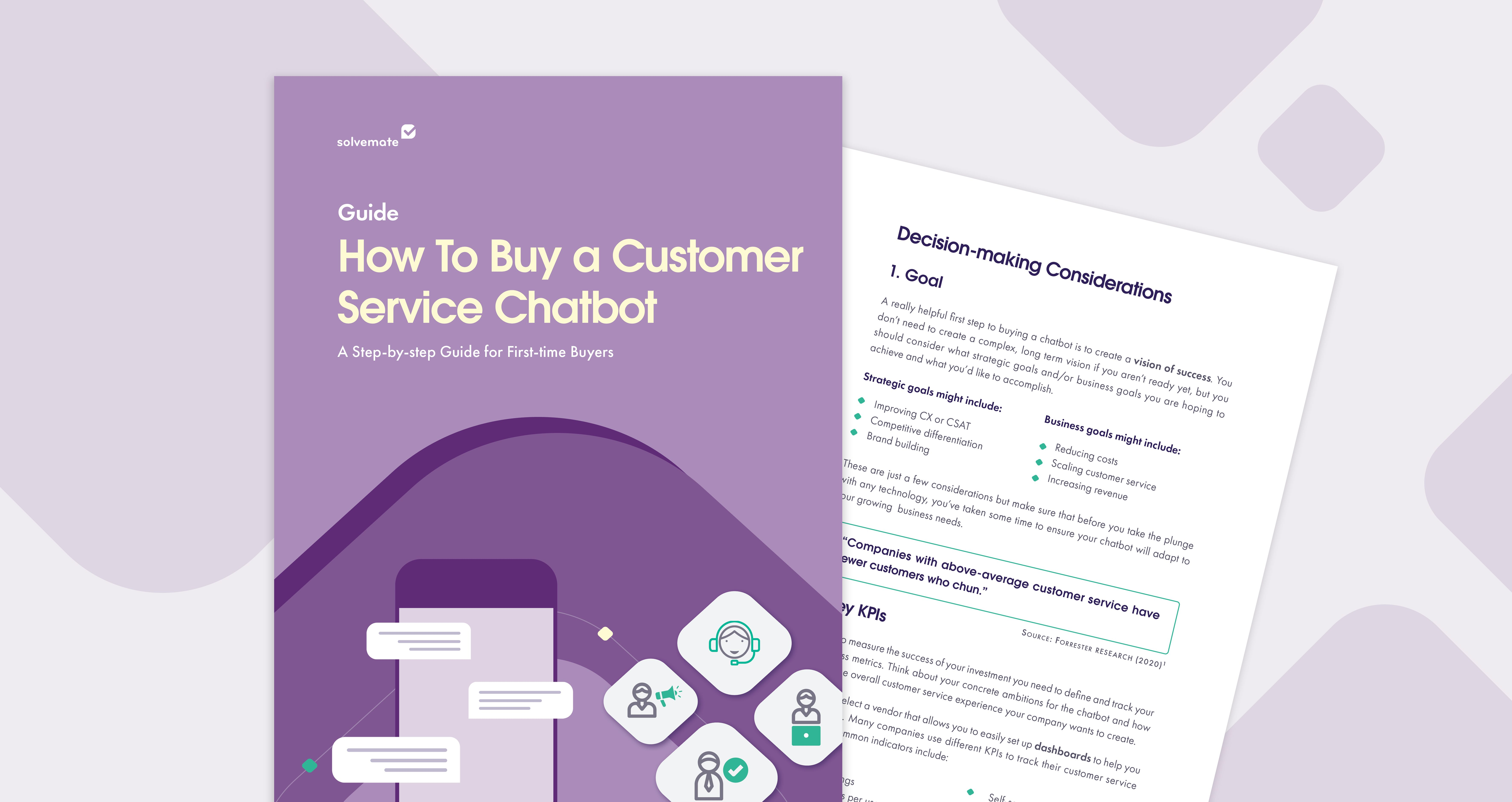 How to Buy a Customer service chatbot cover image